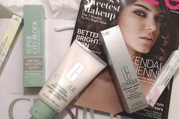 Giveaway! #StartBetter with Clinique and Allure Magazine